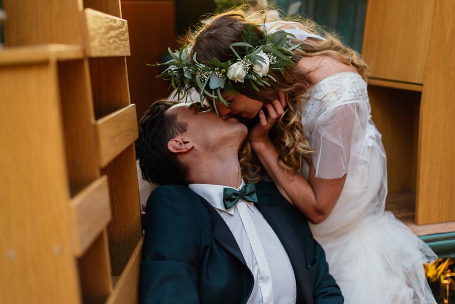 plener ślubny z bulikiem
