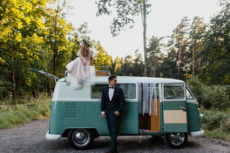 busik do ślubu