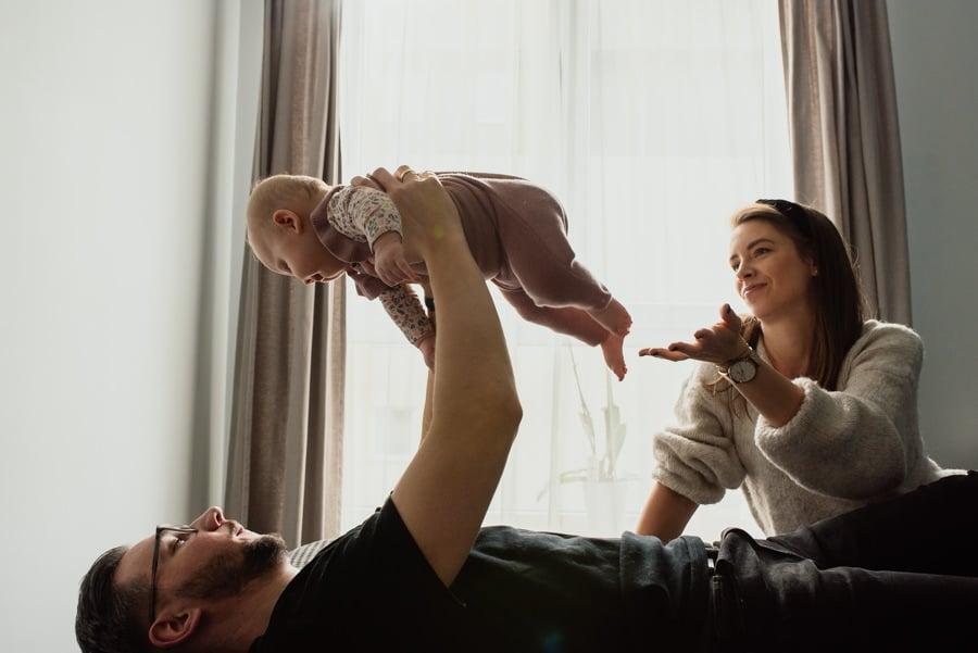 Sesja rodzinna w domu w katowicach 44 of 86 24