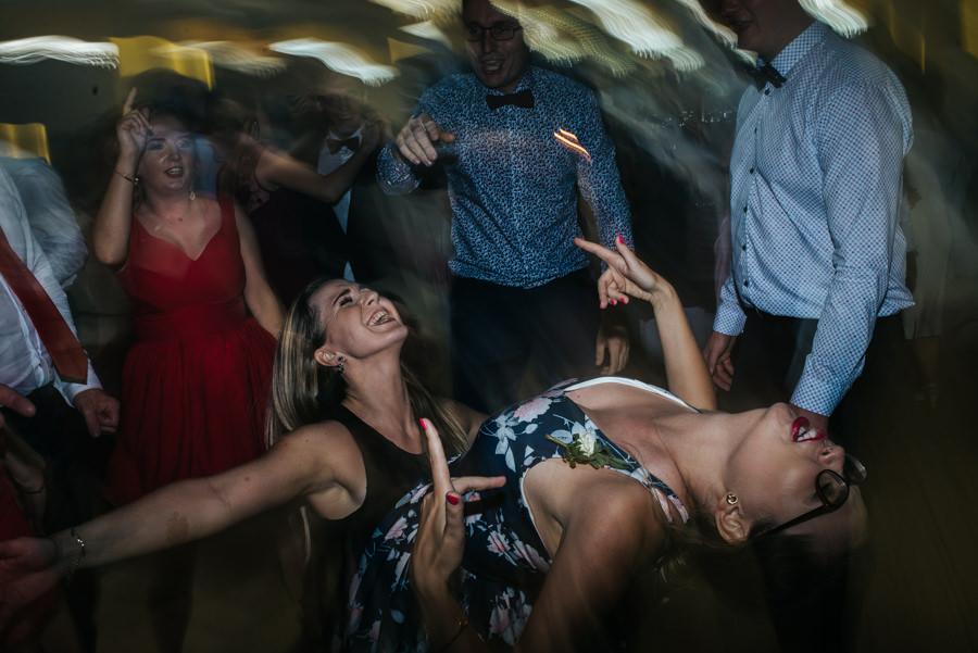 fotograf ślubny taniec