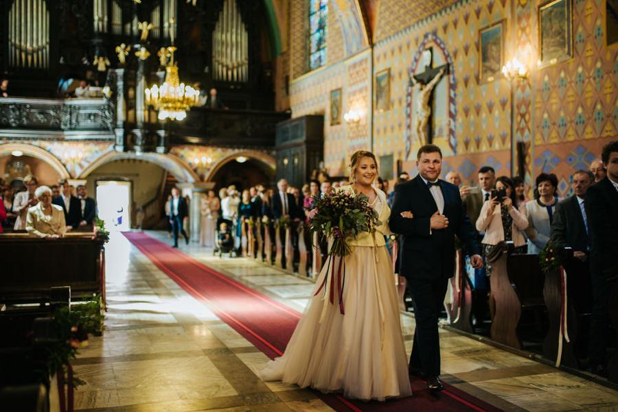 fotografia ślub kościelny