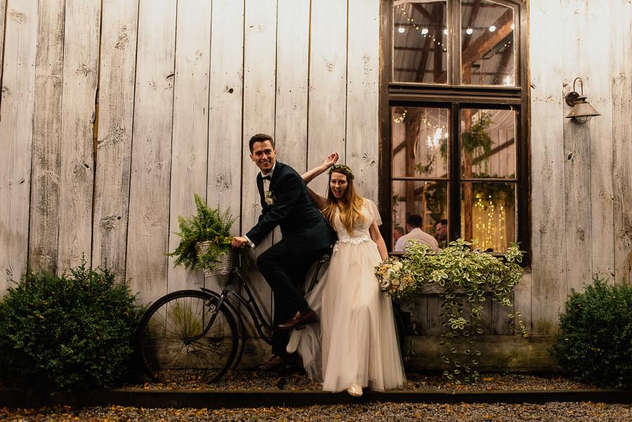wesele w stodole w małopolsce