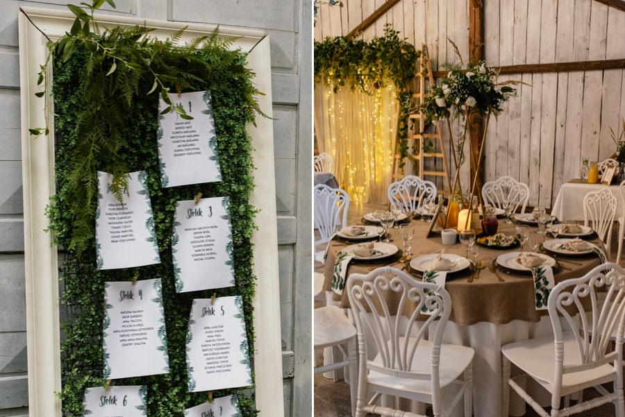 wesele w stodole małopolska