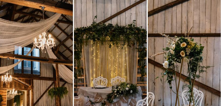 wesele rustykalne w małopolsce